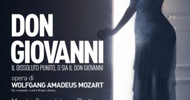 Don Giovanni, Teatro Verdi Trieste