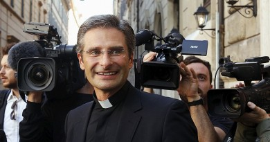 Monsignor Krzystof Charamsa