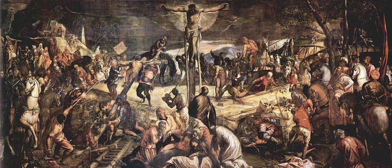 Crocifissione - Tintoretto