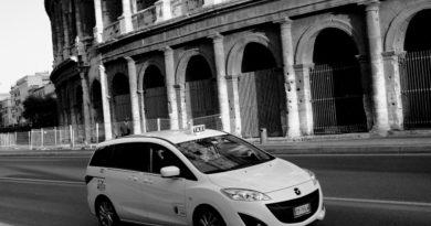 Taxi-Roma