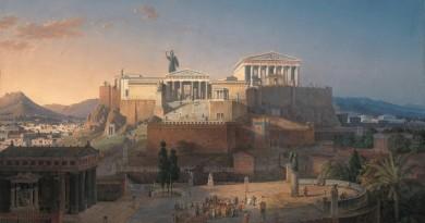 Akropolis, Leo von Klenze