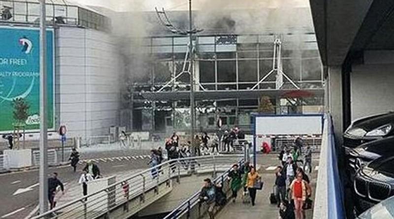 Bruxelles, attentato