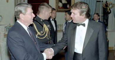Reagan e Trump